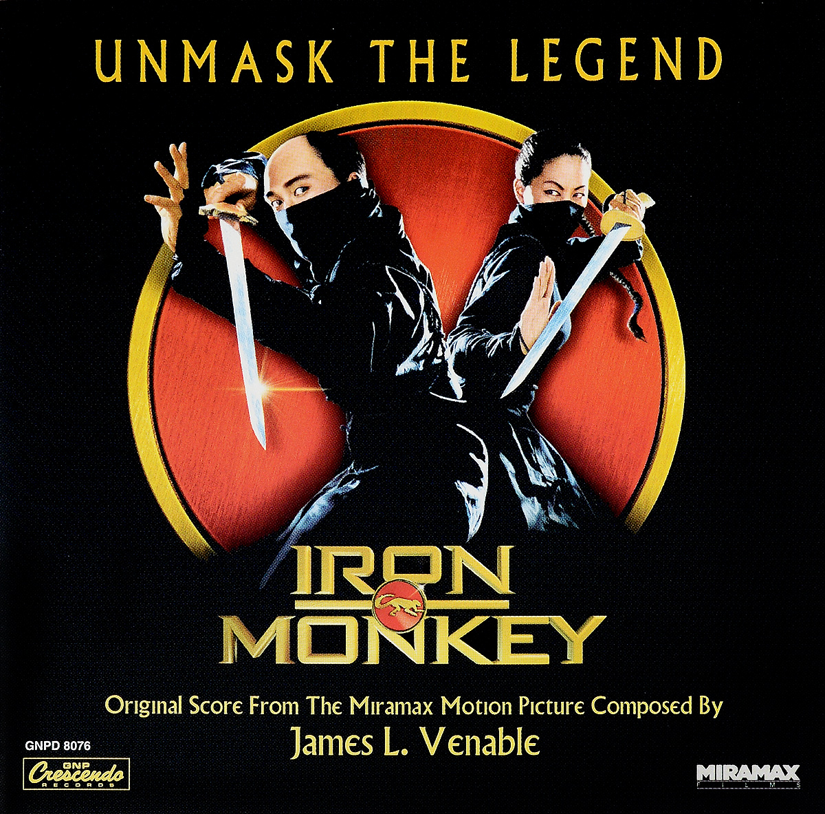 цена на Original Soundtrack. Iron Monkey