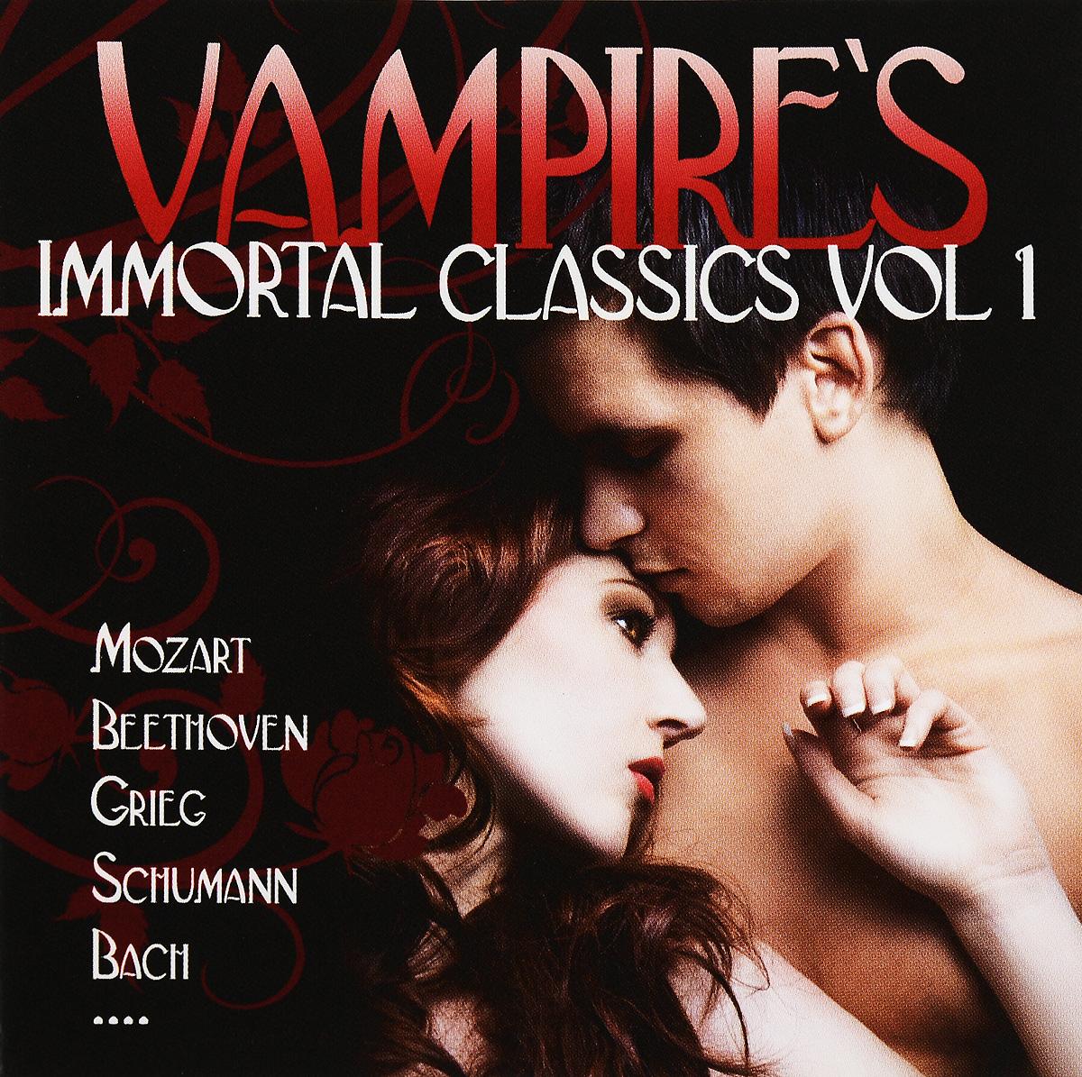 Vampire's Immortal Classic Volume 1 недорго, оригинальная цена
