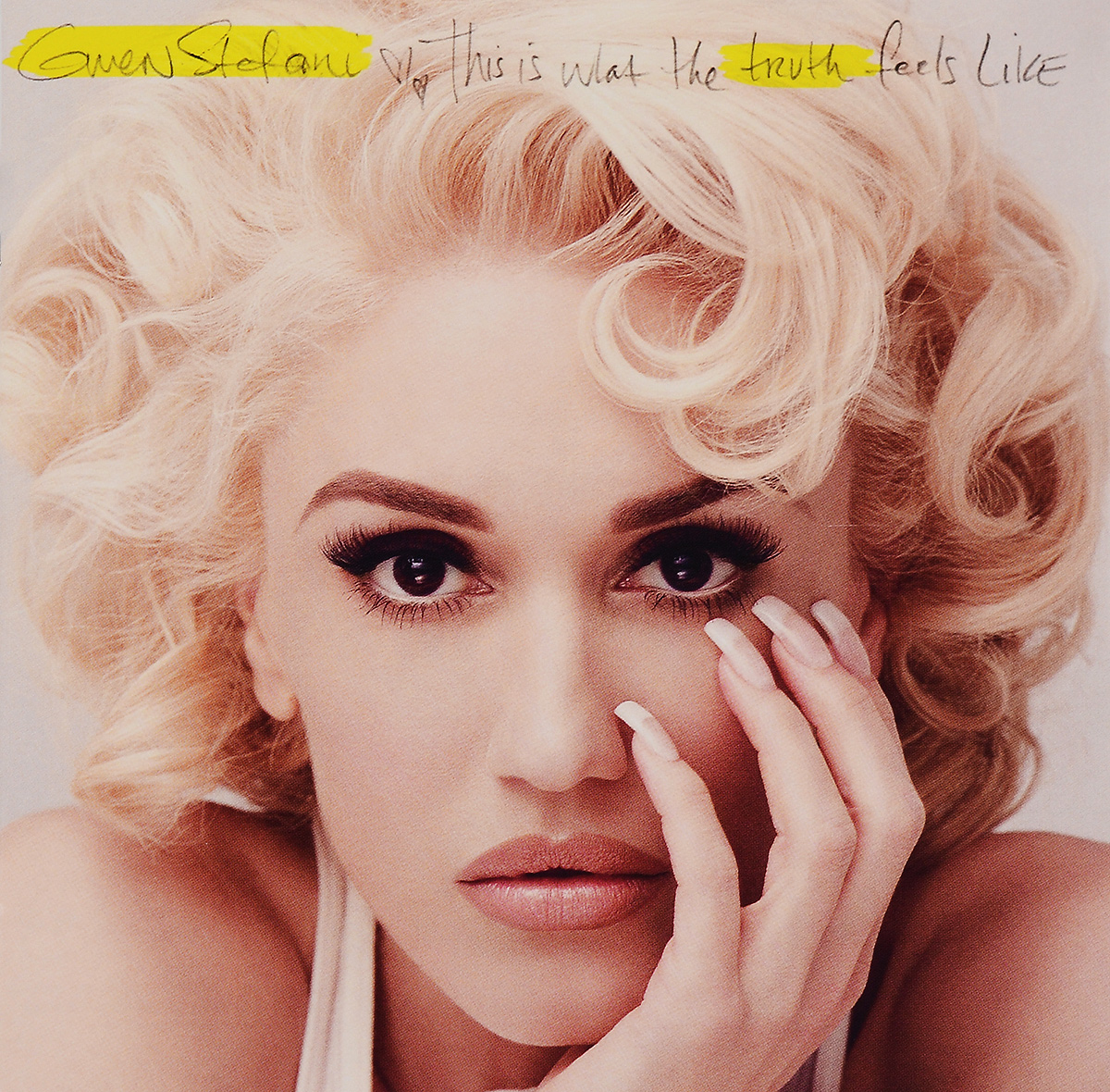 лучшая цена Гвен Стефани Gwen Stefani. This Is What The Truth Feels Like. Deluxe Edition