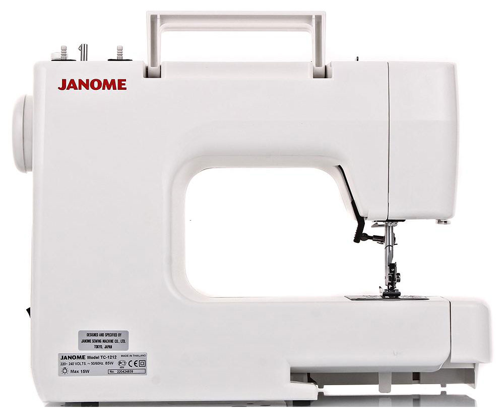Швейная машина Janome TC-1212 Janome