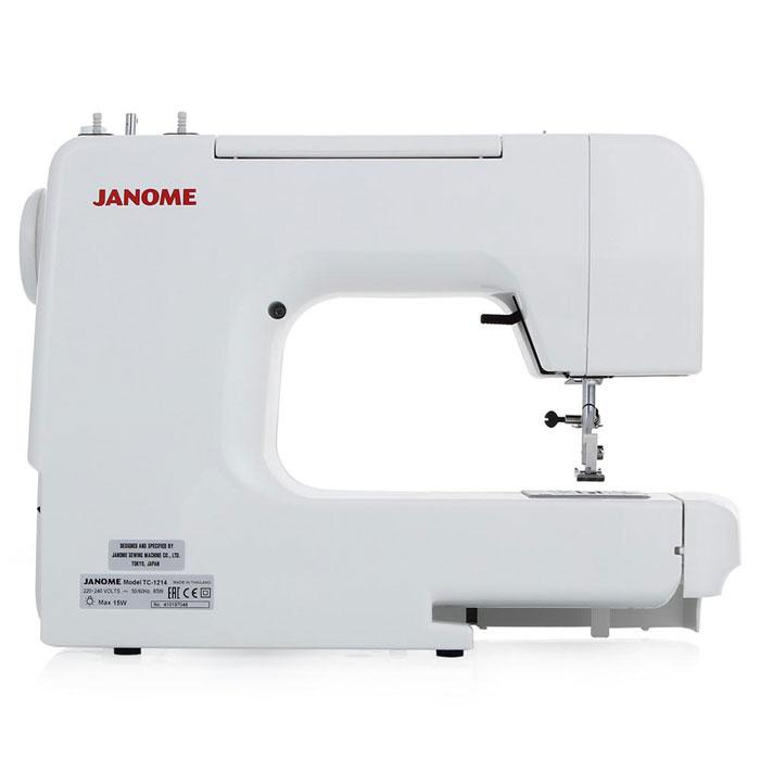 Швейная машина Janome TC 1214 Janome