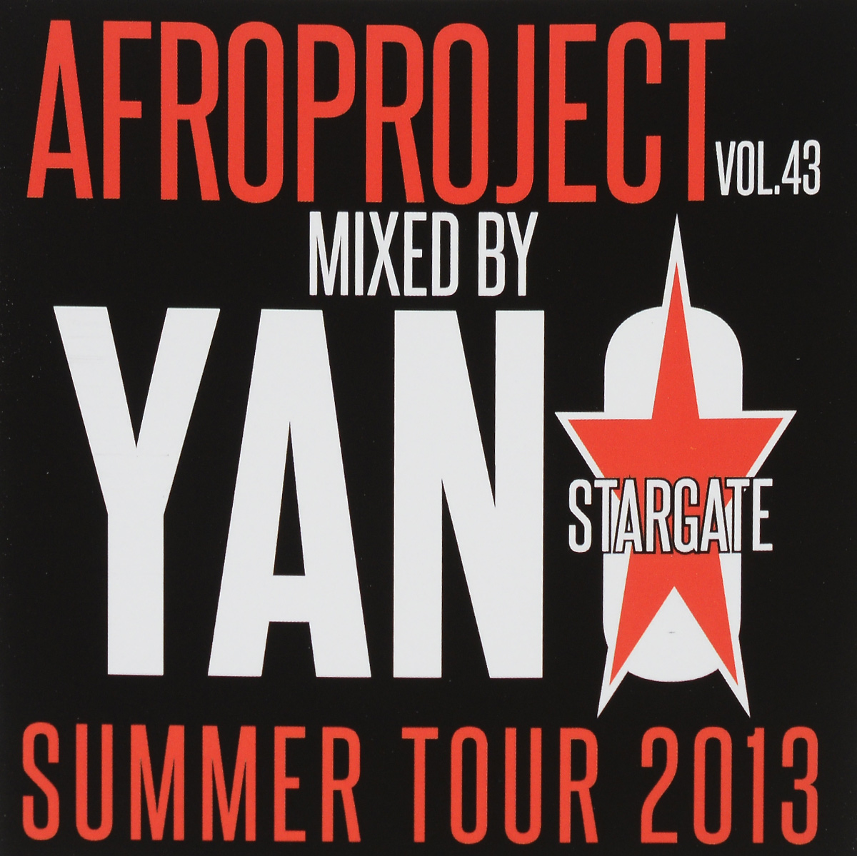 Dj Yano Dj Yano. Afro Project. Vol. 43 цена и фото