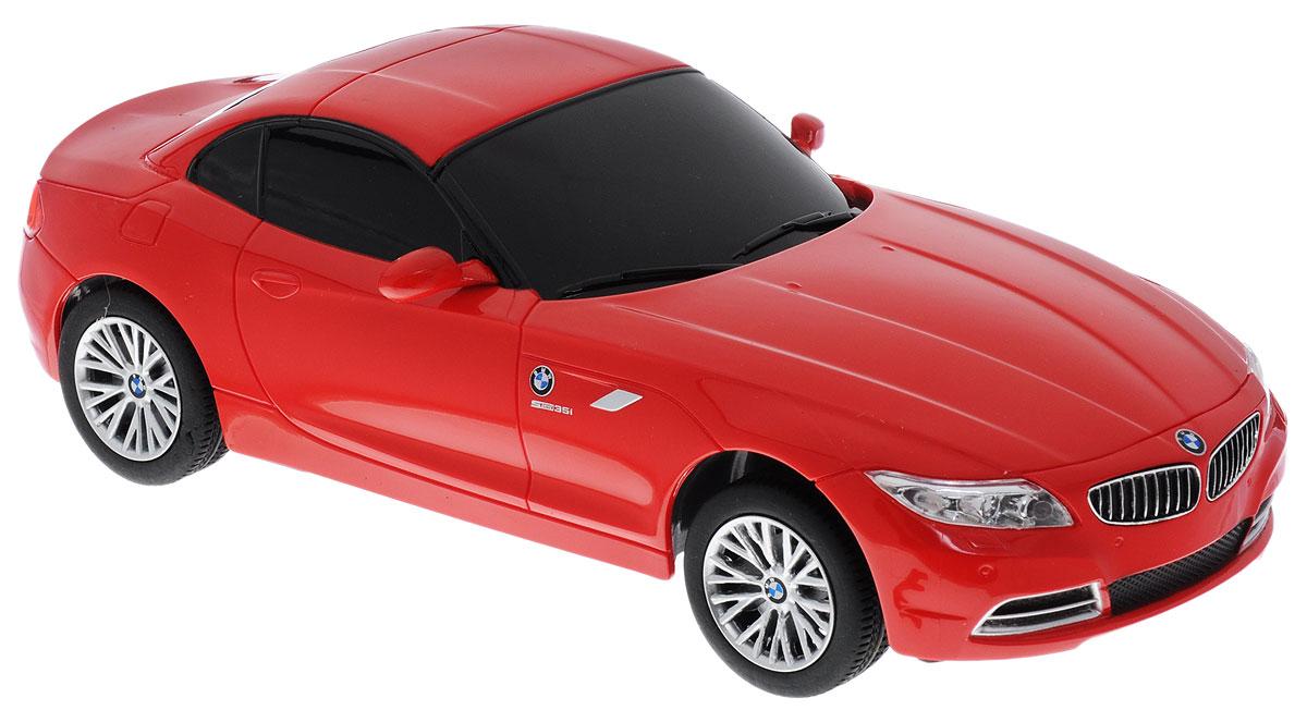 Rastar Радиоуправляемая модель BMW Z4 цвет красный масштаб 1:24