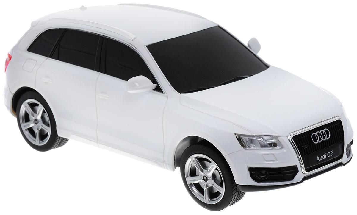 Rastar Радиоуправляемая модель Audi Q5 цвет белый масштаб 1:24