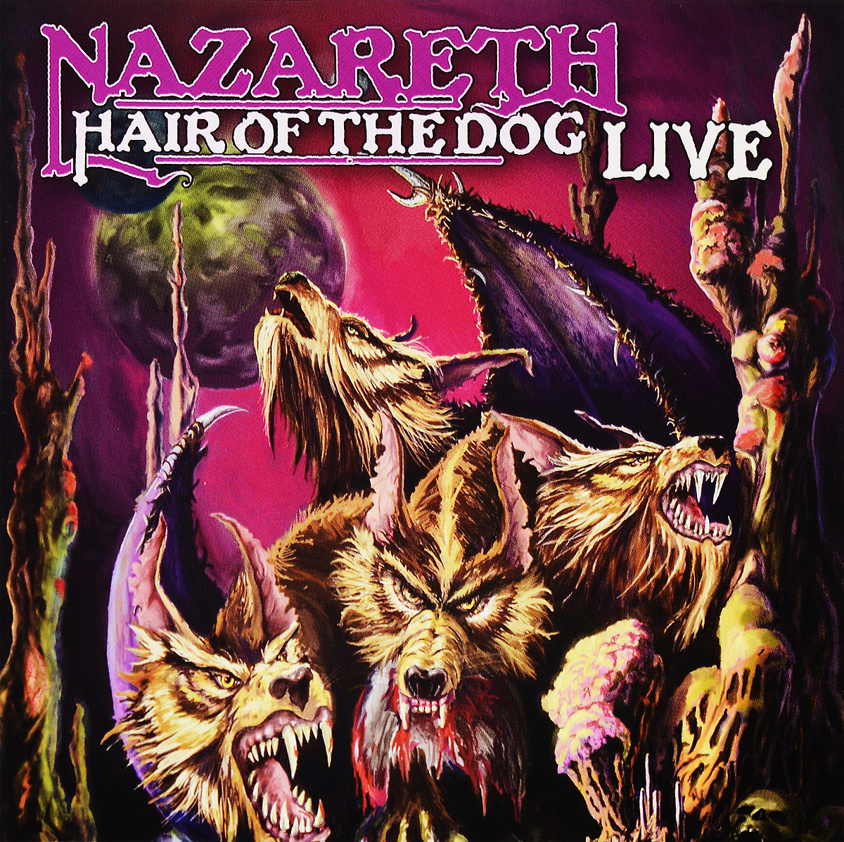 Nazareth Nazareth. Hair Of The Dog. Live nazareth nazareth greatest hits 2 lp