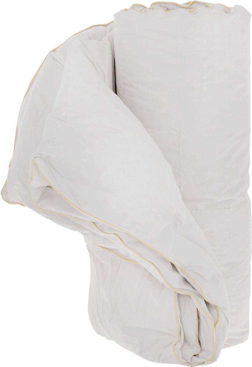 """Одеяло легкое Легкие сны """"Афродита"""", наполнитель: гусиный пух категории """"Экстра"""", 172 х 205 см"""