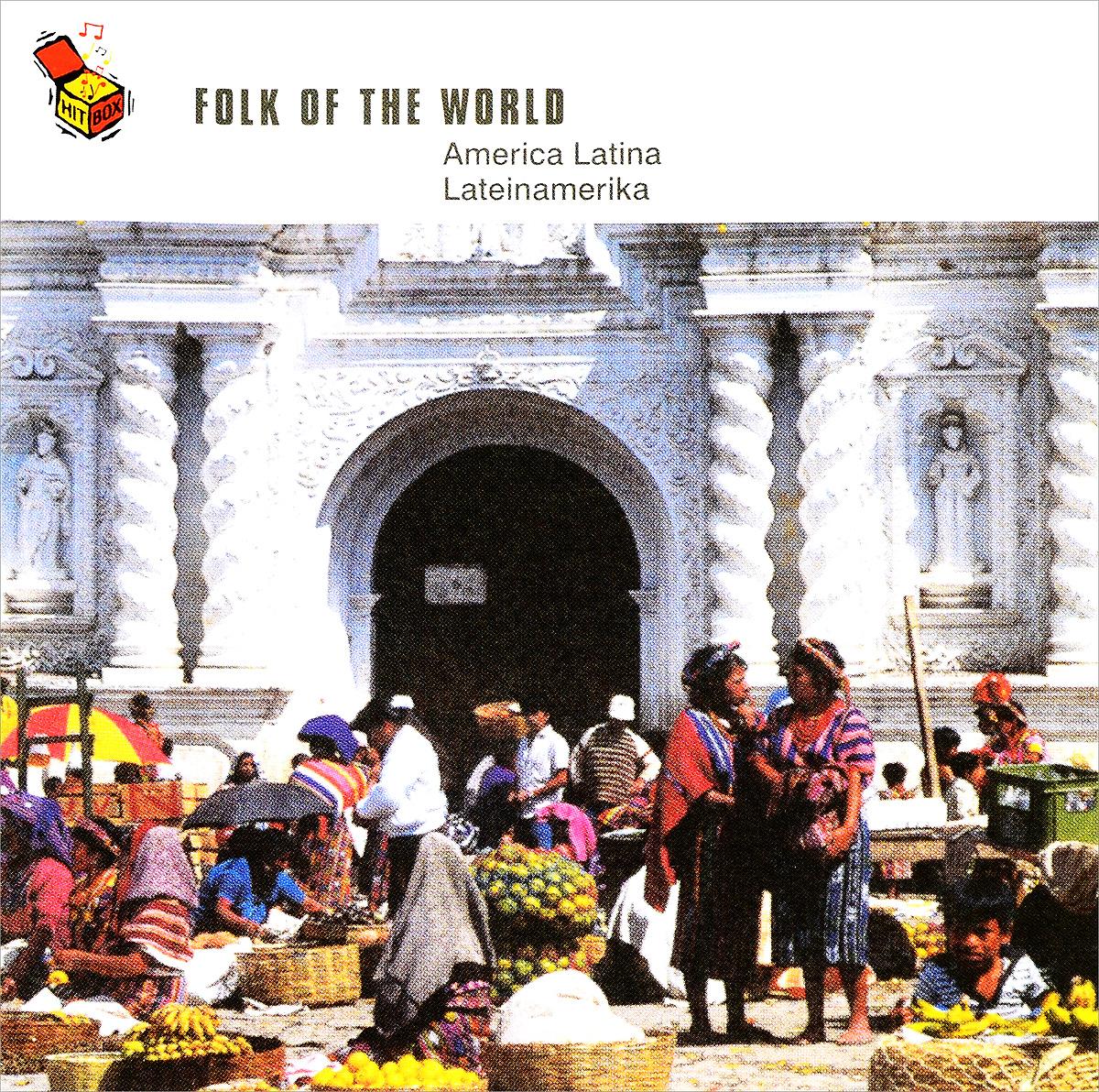 Folk Of The World. America Latina. Lateinamerika folk of the world brazil