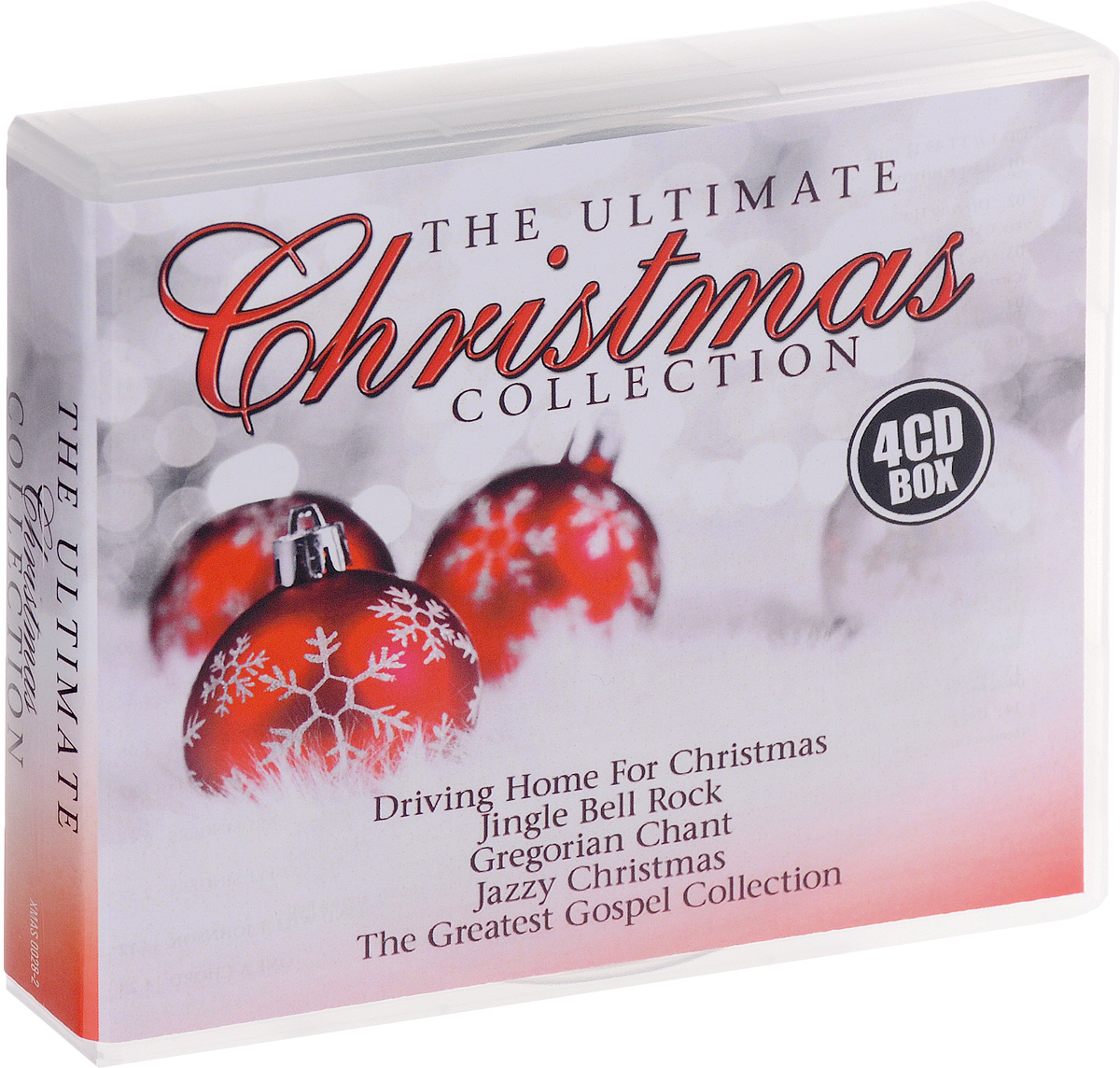 The Ultimate Christmas Collection (4 CD) цена 2017