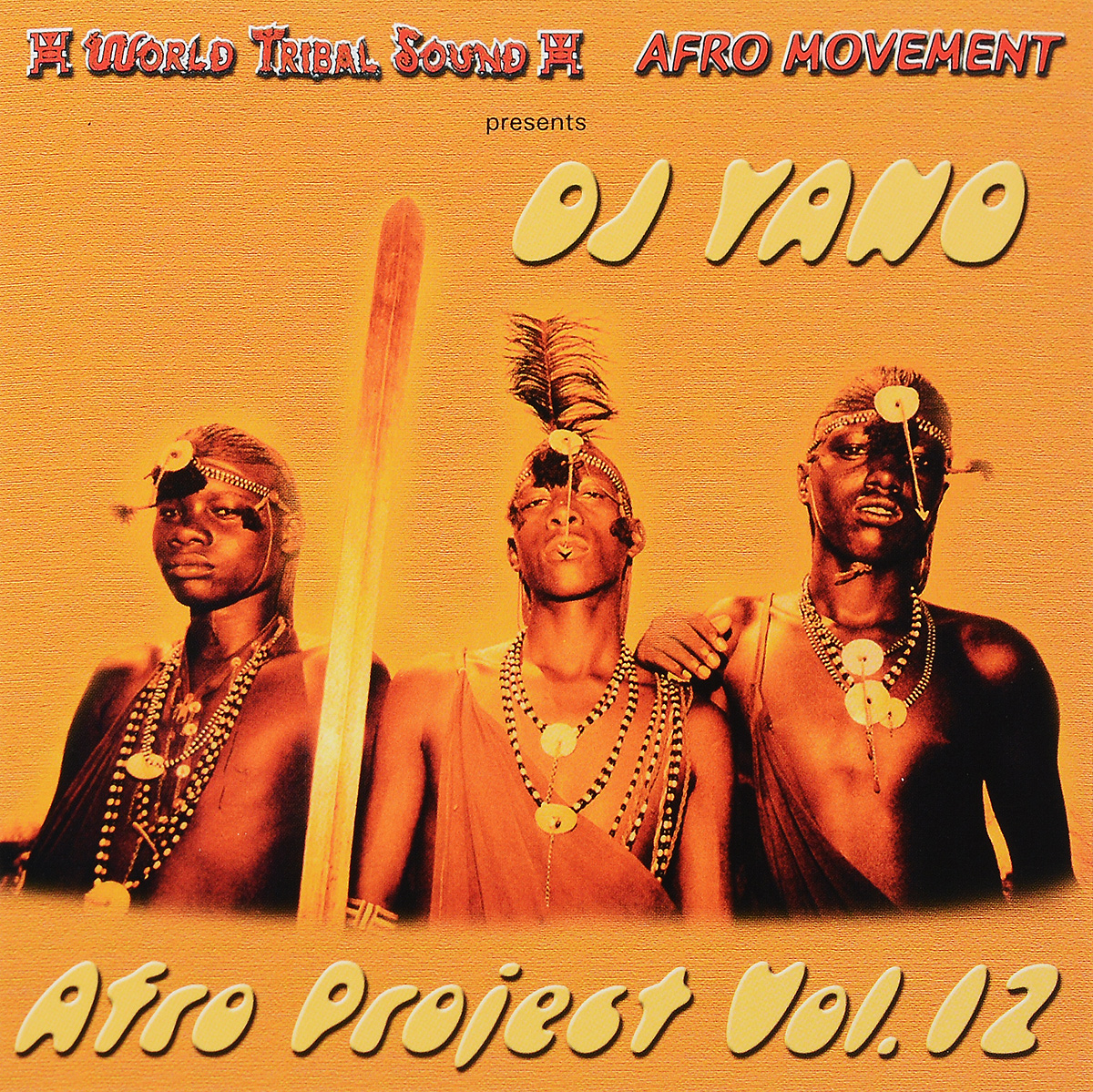 Dj Yano DJ Yano. Afro Project. Volume 12 цена и фото