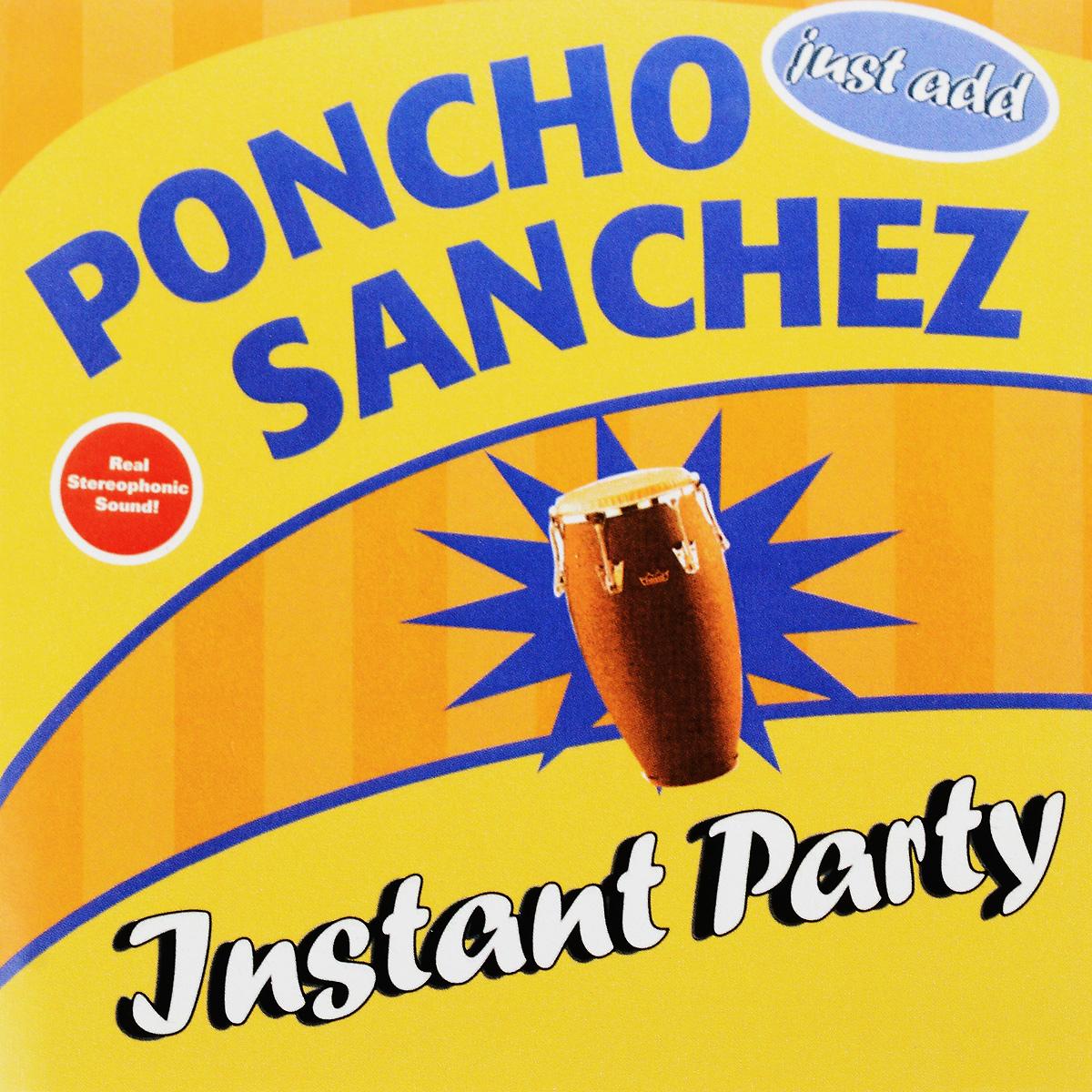 Poncho Sanchez. Instant Party poncho towel