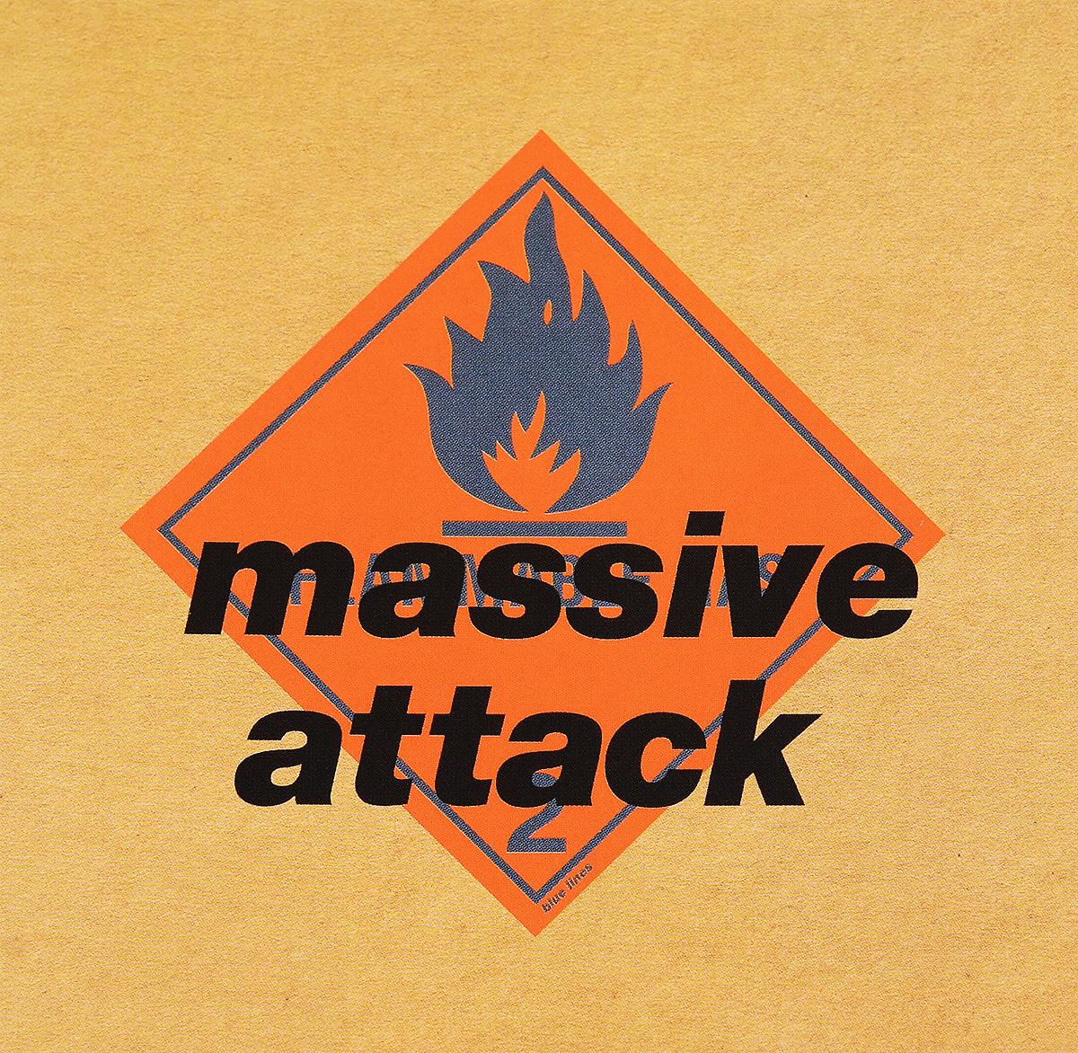 Massive Attack Massive Attack. Blue Lines massive attack massive attack blue lines