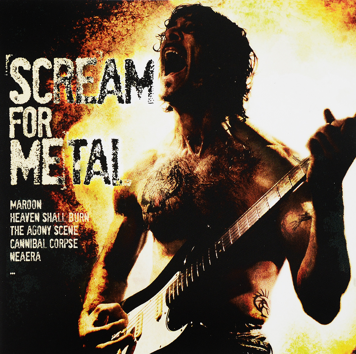 Maroon,Cannibal Corpse,Heaven Shall Burn,As I Lay Dying,Smaxone,The Agony Scene,Legion Of The Damned,Neaera,Stam1na,Engel Scream For Metal agony [pc]