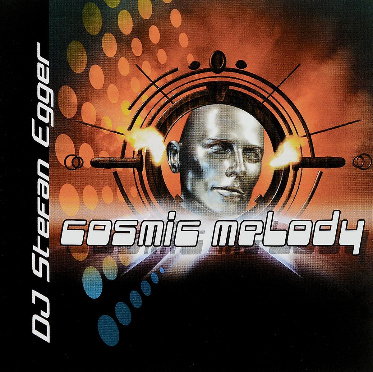 Stefan Egger / DJ Egger. Cosmic Melody (CD)