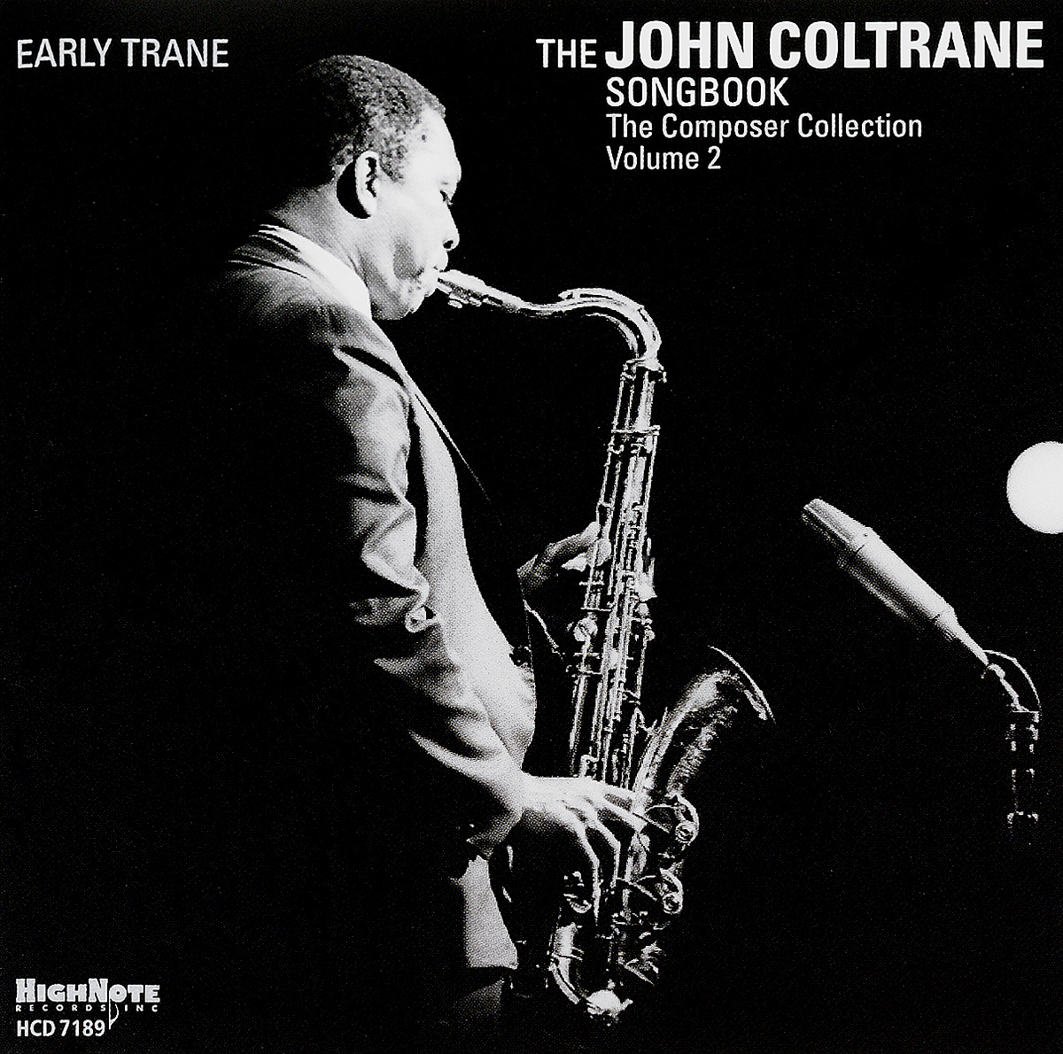 Джон Колтрейн The John Coltrane. Songbook Volume 2 джон колтрейн john coltrane giant steps the best of the early years 10 cd