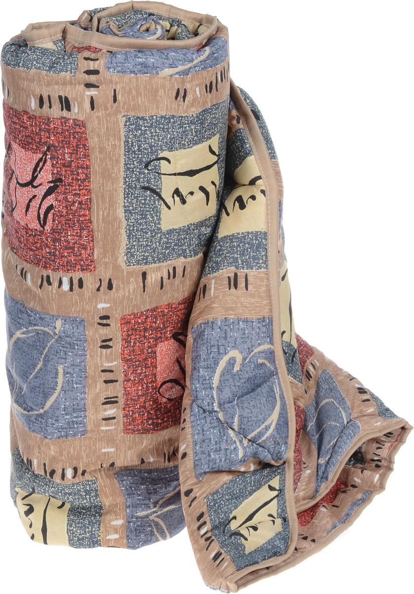 """Одеяло легкое Легкие сны """"Золотое руно"""", наполнитель: овечья шерсть, 140 x 205 см"""
