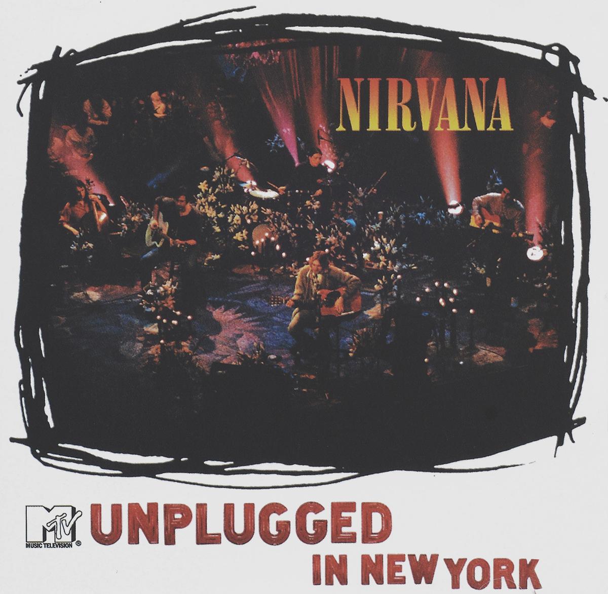 Nirvana Nirvana. MTV Unplugged In New York nirvana nirvana mtv unplugged in new york live lp