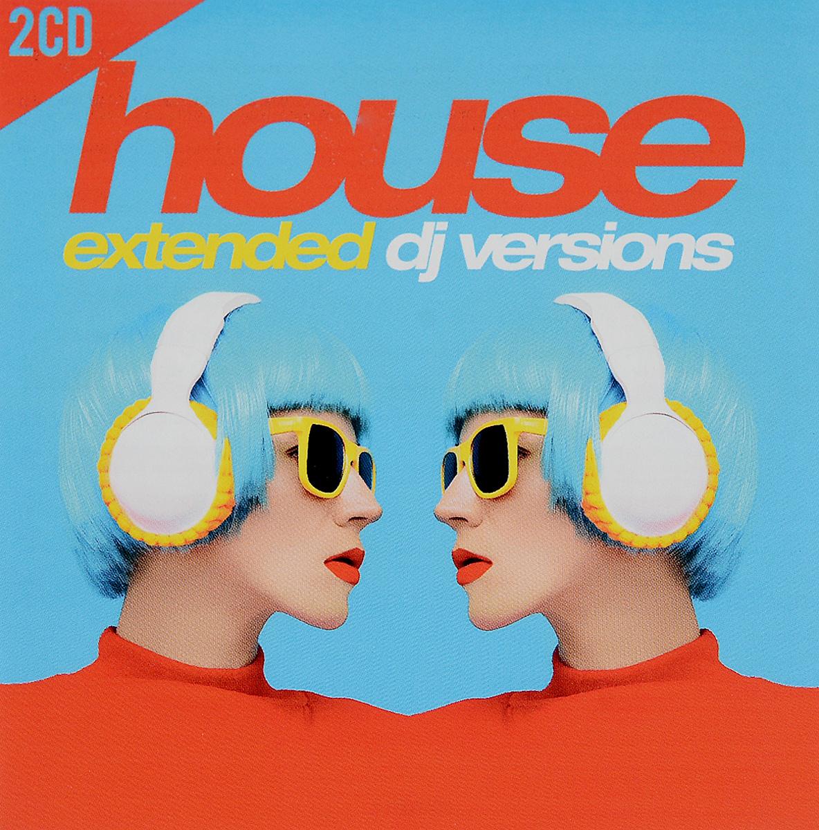 House. Extended Dj Versions (2 CD) цена и фото