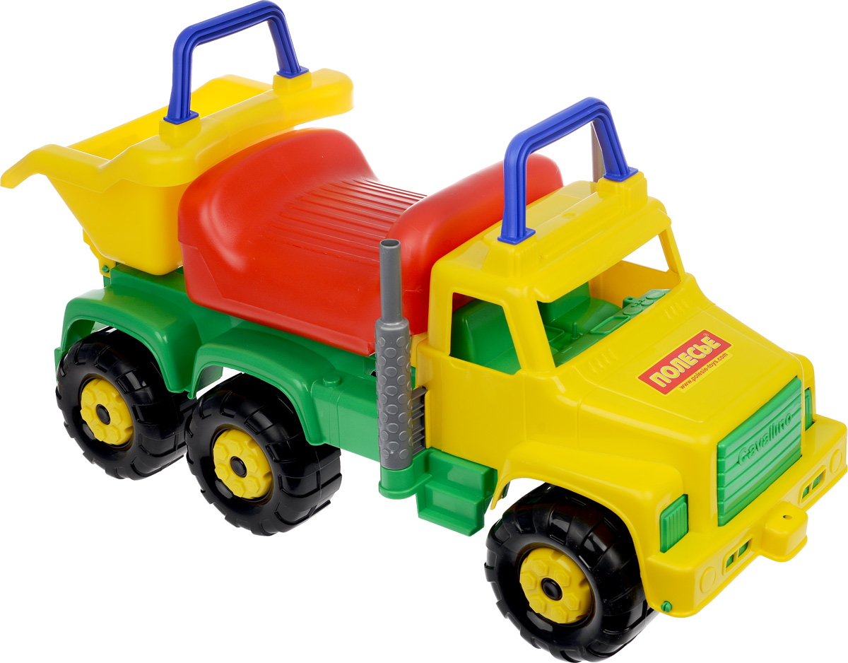 Полесье Автомобиль-каталка Супергигант-2 цвет в ассортименте