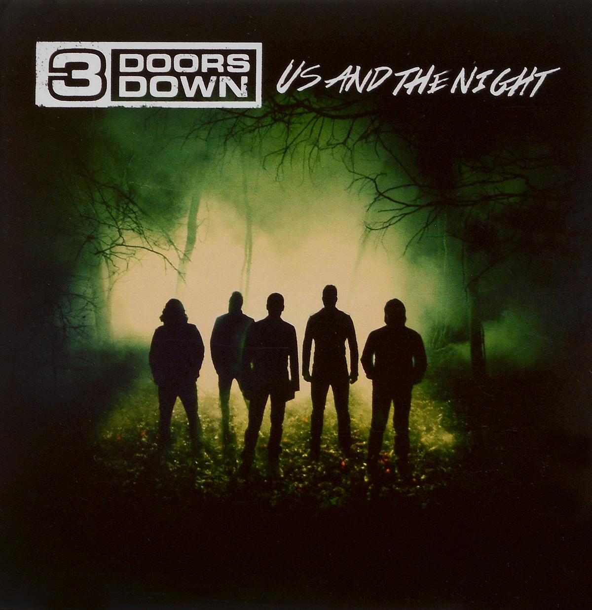 цена на 3 Doors Down 3 Doors Down. Us And The Night