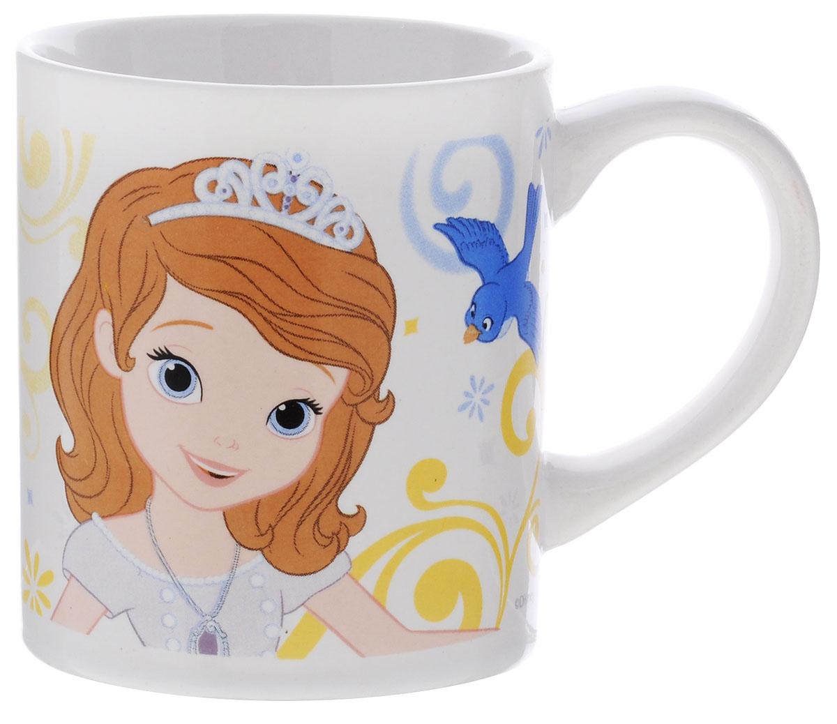 Фото - Stor Кружка детская Принцесса София Прекрасная 220 мл кружка детская disney софия 27015