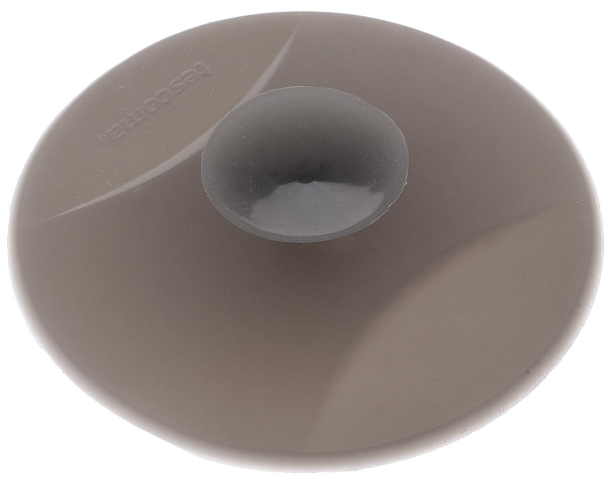Заглушка для кухонной мойки Tescoma Clean Kit, универсальная, цвет в ассортименте, диаметр 11 см универсальная заглушка tescoma clean kit 900636
