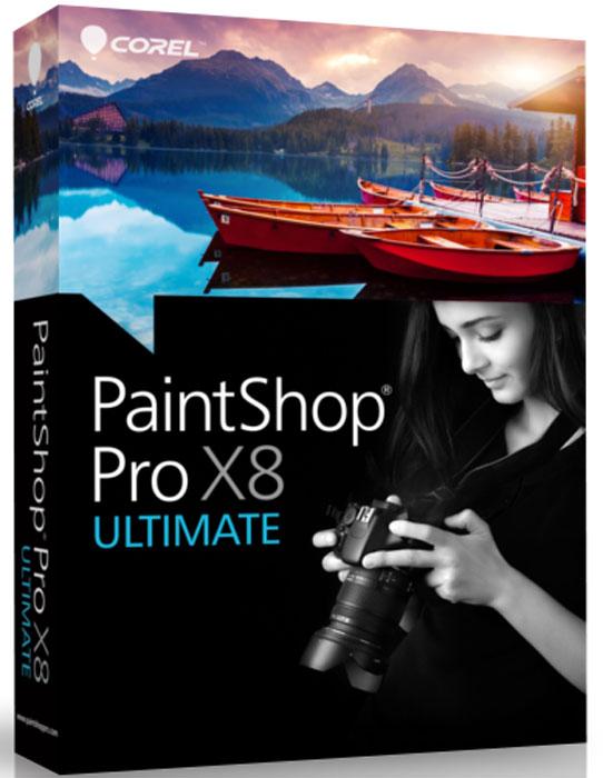 PaintShop Pro X8 ESD