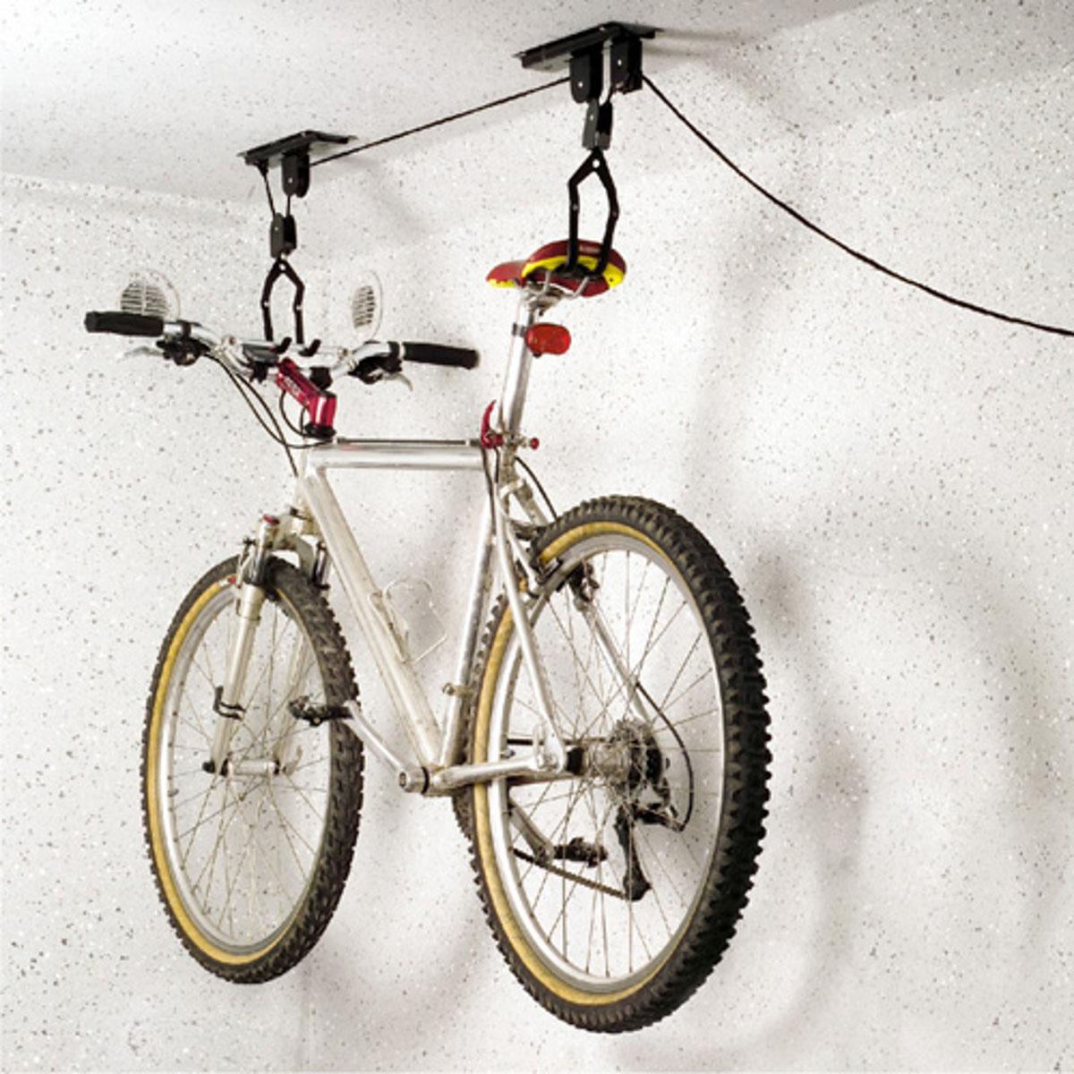 Подъемный механизм для велосипеда МастерПроф подставка для хранения велосипеда