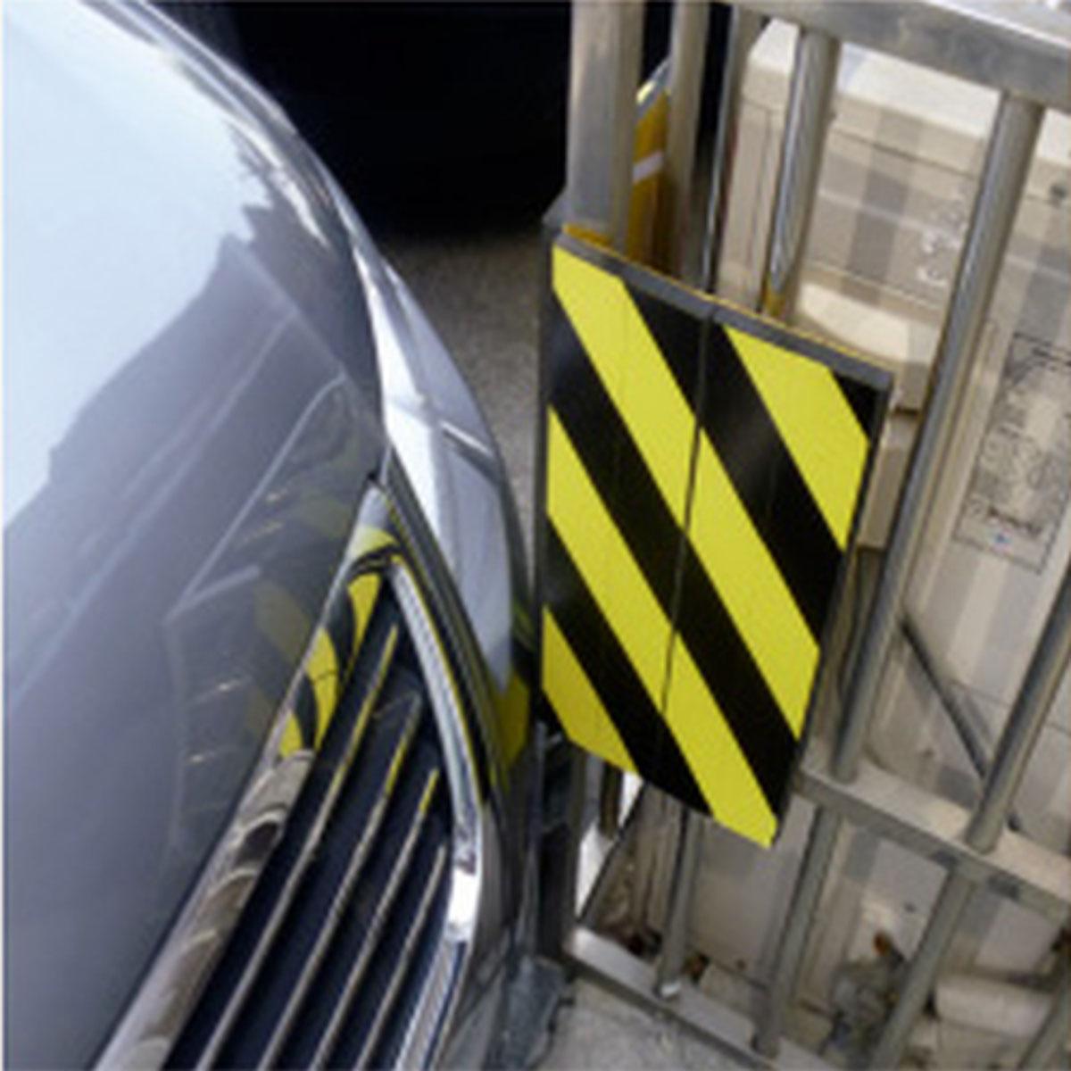Мат для защитный для автомобиля МастерПроф, с возможностью крепления на углах и колоннах, 33 x 20 x 1 см ваза мастерпроф летний узор пластичная 1 л