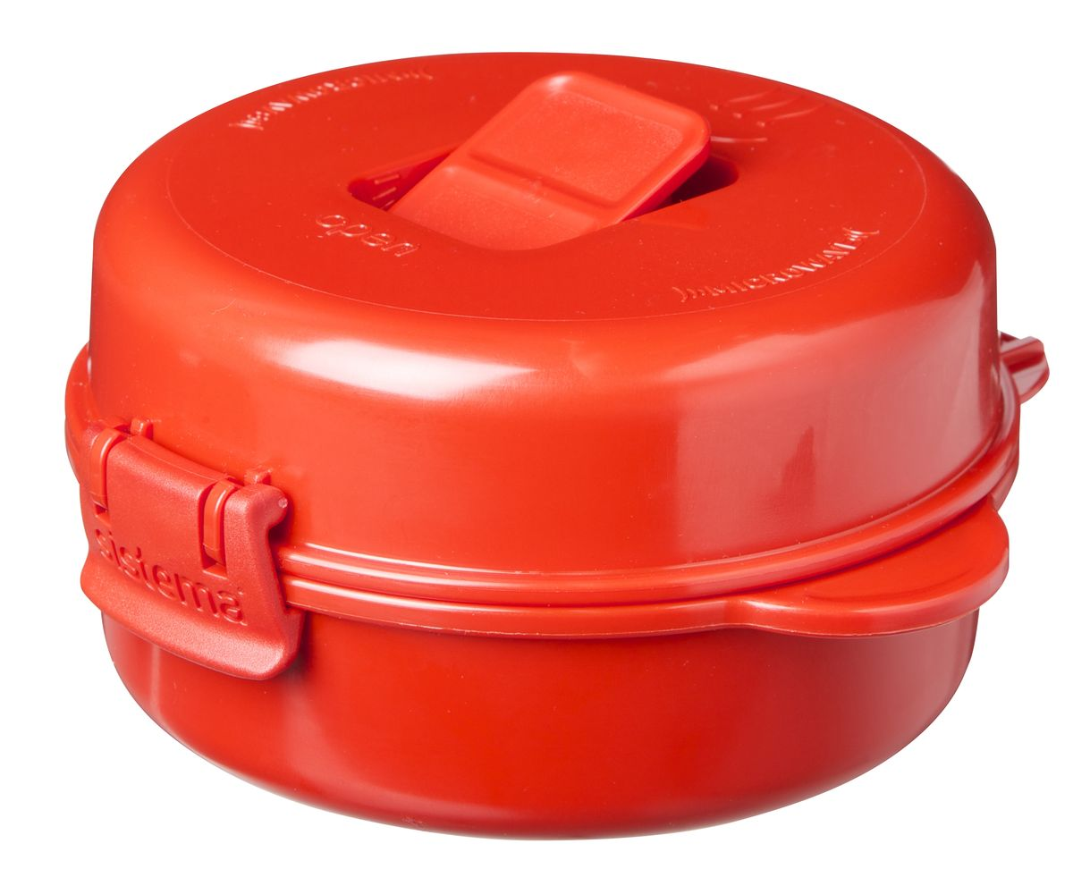 Форма для яичницы1117, красный1117Идеально подходит для приготовления блюд из яиц в микроволновой печи.Отсутствие брызгов в микроволновой печи – паровыпускное отверстие.Имеет удобные ненегревающиеся ручки.Подходит для использования в холодильнике и морозильной камере.Плотное закрытие – фирменные защелки Sistema.Легко моется – можно мыть в посудомоечной машине.Безопасный – не содержит бисфенол А и фталаты.Разработано и произведено в Новой Зеландии.