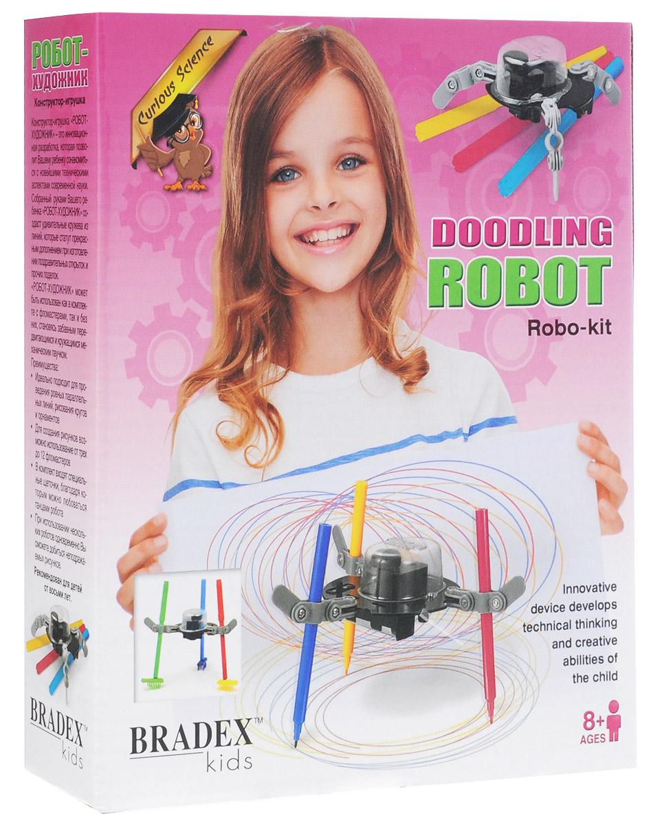 Bradex Конструктор Робот-художник