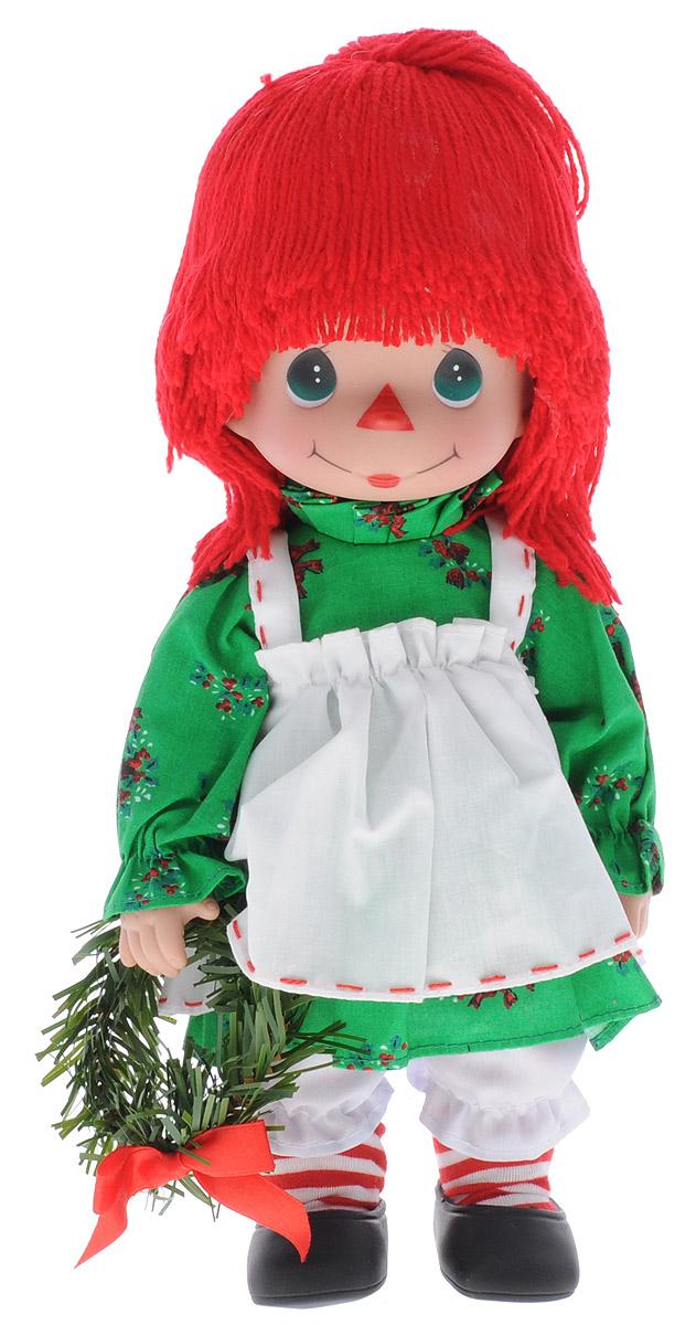 куклы и одежда для кукол precious кукла мир и гармония 30 см Precious Moments Кукла Прошедшие желания Девочка