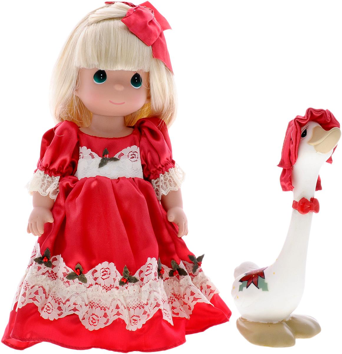 куклы и одежда для кукол precious кукла мир и гармония 30 см Precious Moments Кукла Рождество