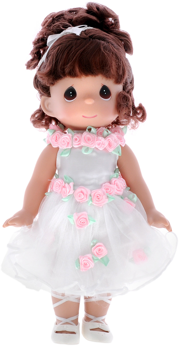 Precious Moments Кукла Танец в сердце брюнетка кукла ангельский шепот брюнетка precious moments
