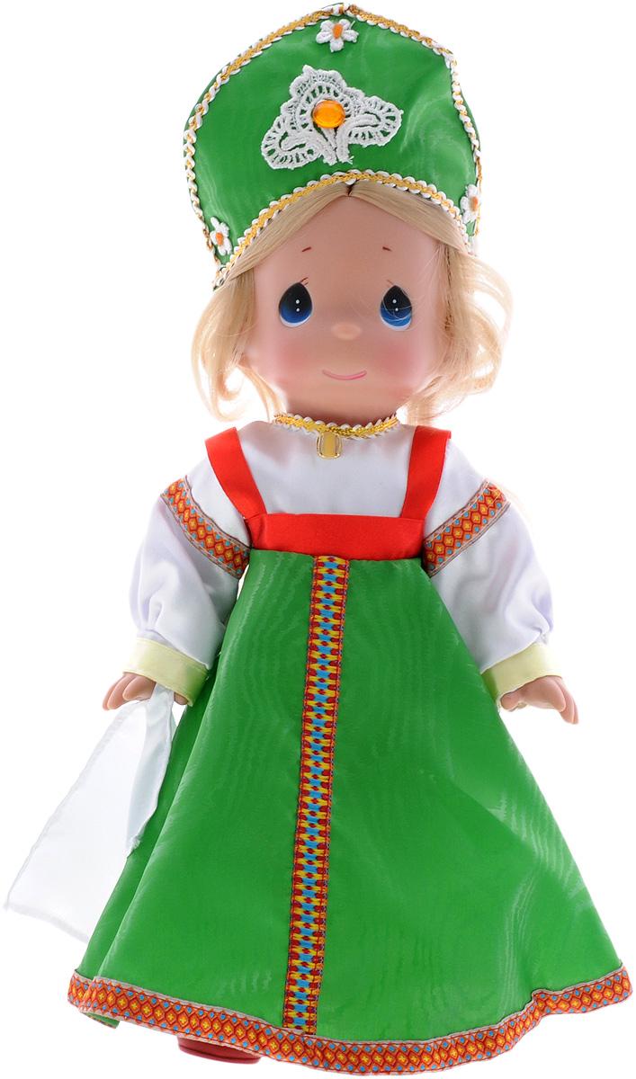куклы и одежда для кукол precious кукла мир и гармония 30 см Кукла Precious Moments 8407