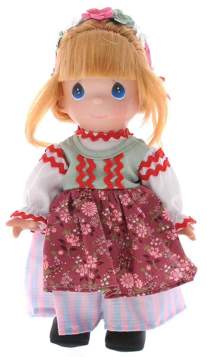 куклы и одежда для кукол precious кукла мир и гармония 30 см Precious Moments Кукла Пелагия Польша
