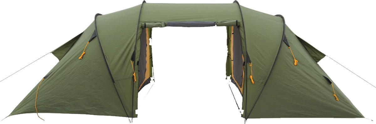 Палатка Сплав Pride 4 цвет  зеленый