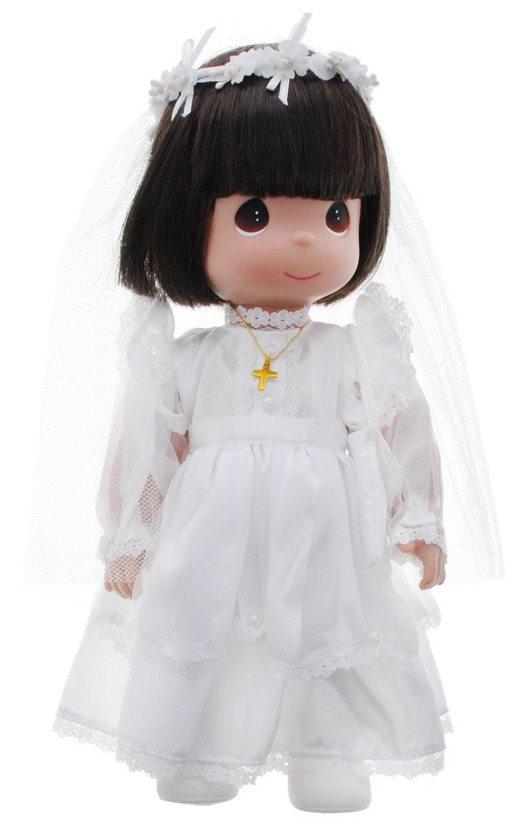 Precious Moments Кукла Невеста брюнетка кукла ангельский шепот брюнетка precious moments
