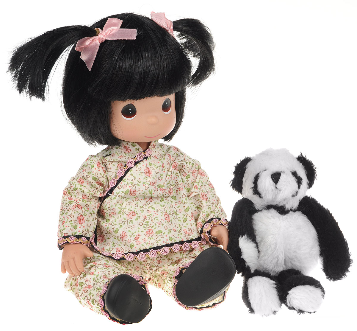 куклы и одежда для кукол precious кукла мир и гармония 30 см Precious Moments Кукла Мир и гармония