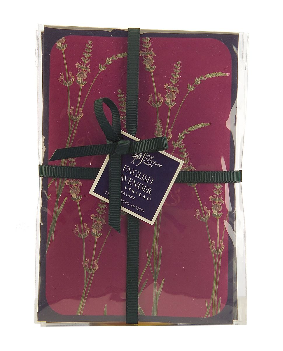 Набор ароматических саше Wax Lyrical Цветущая лаванда, 45 г, 2 шт набор ароматических саше wax lyrical цветущий хлопок 45 г 2 шт