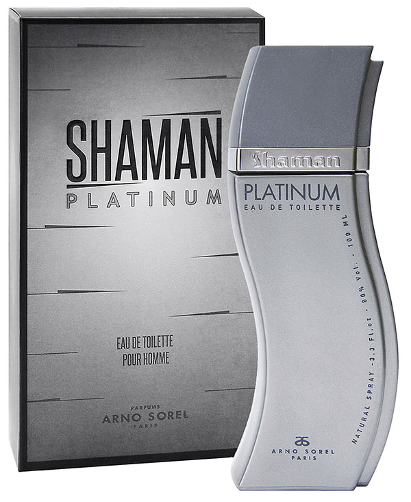 Corania Шаман Платинум (Shaman Platinum) мужская 100 мл