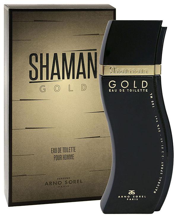 Corania Шаман Голд (Shaman Gold) мужская 100 мл