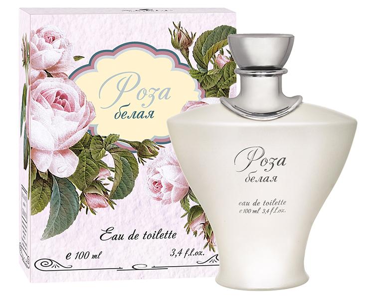 Apple Parfums Роза Белая (edt) женская 100ml 100 мл цена