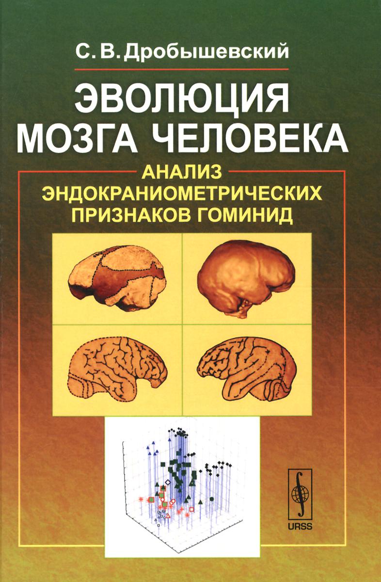 С. В. Дробышевский Эволюция мозга человека. Анализ эндокраниометрических признаков гоминид