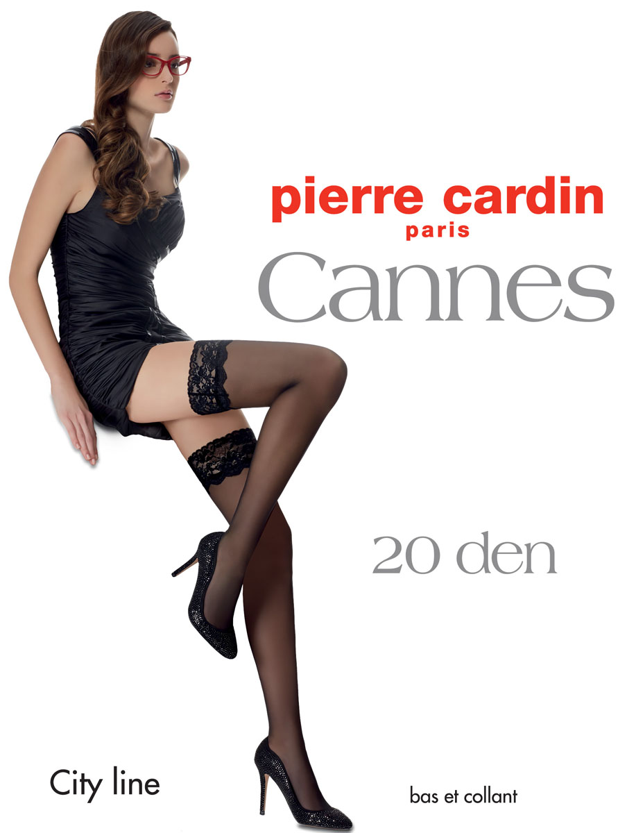 Чулки Pierre Cardin City Line