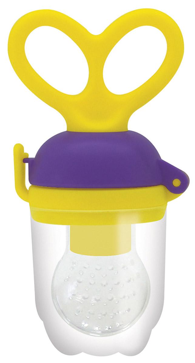 Lubby Ниблер Жуй'КА цвет желтый lubby ниблер микки и минни от 6 месяцев