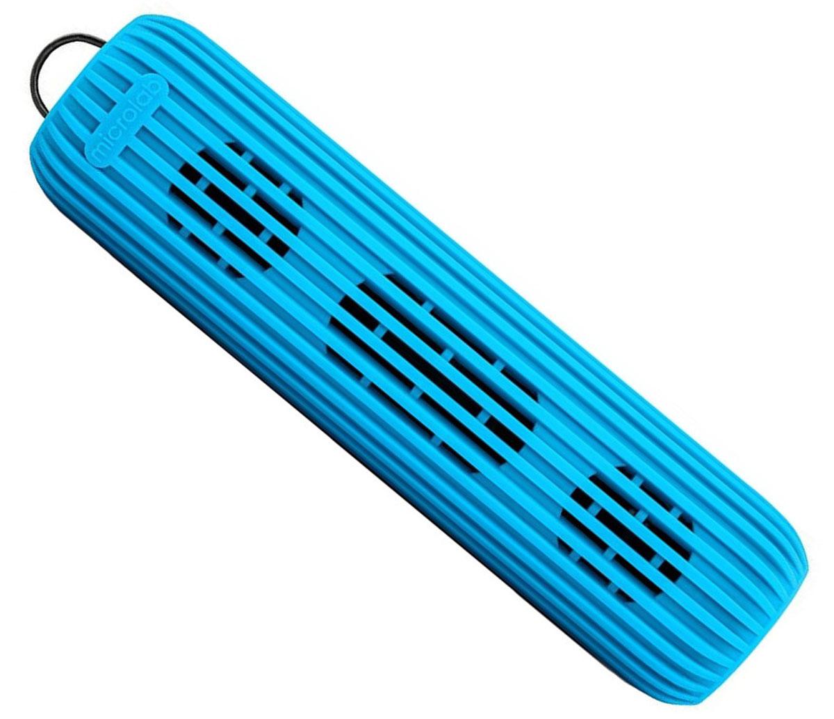 Беспроводная колонка Microlab D21, Blue цена