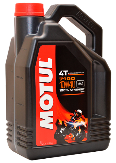 104092  MOTUL 7100 4T 10w-40 масло мот. 4 л 320-490