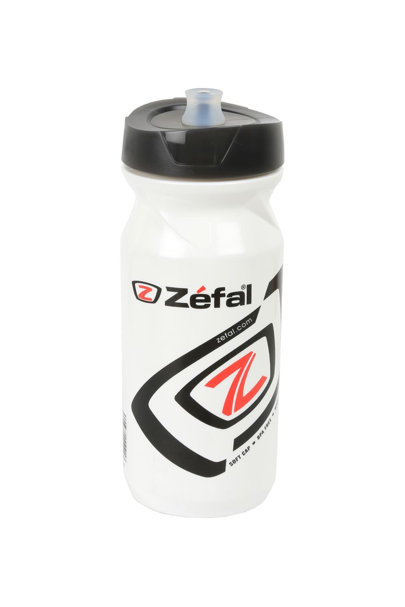 Фляга велосипедная Zefal Sense M65, цвет: белый, 650 мл. 155A фляга велосипедная zefal magnum цвет белый 1 л 164с