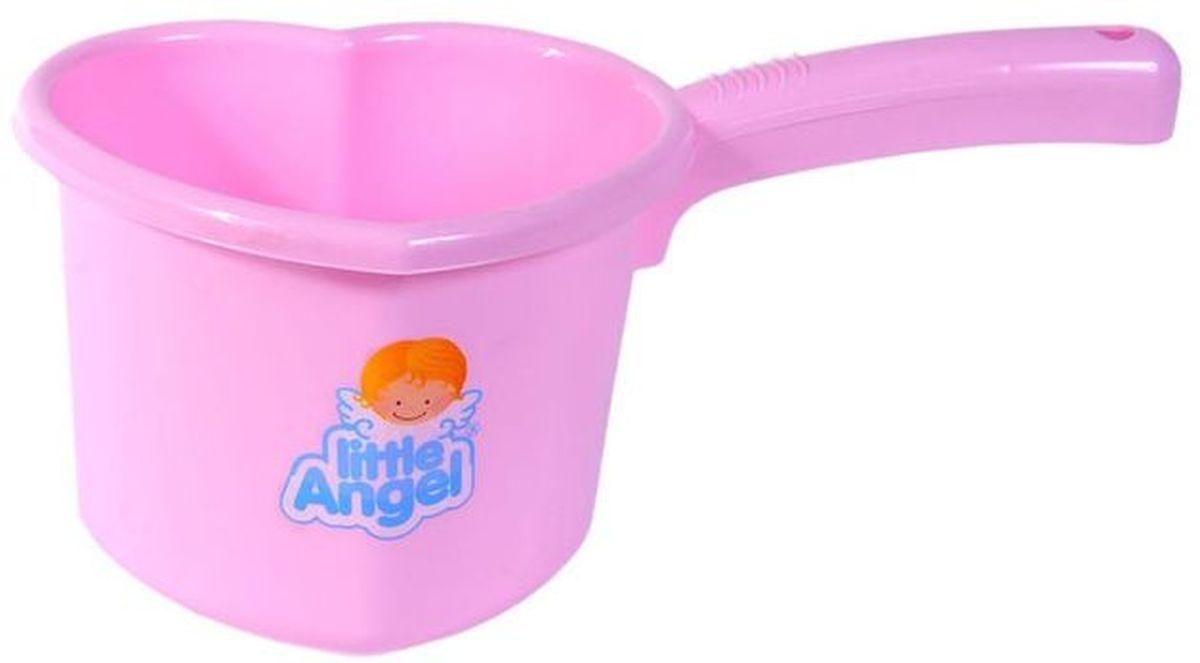 Little Angel Ковшик для детской ванночки цвет в ассортименте