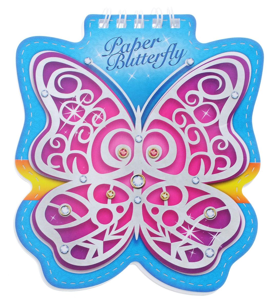 Hatber Блокнот Paper Butterfly 60 листов
